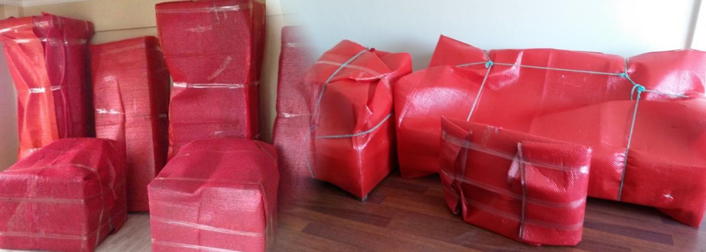 Paketleme ve Ambalajlı Nakliyat